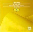 SCHOENBERG The Works for Piano